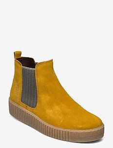 Ankle boot - niski obcas - multi color