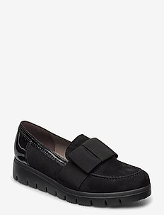 Trotteur - loafers - black