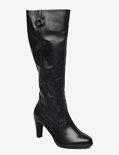 Ankle boot - lange laarzen - black