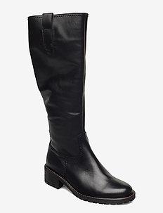 Boot - høye boots - black