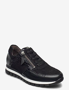 sneaker - baskets basses - black
