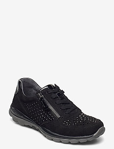 Sport low shoe - baskets basses - black