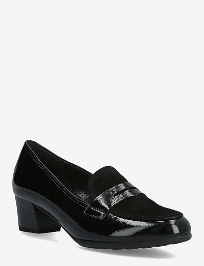 Loafer - klassiske pumps - black