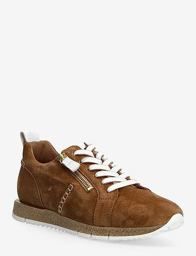 Sneaker - lave sneakers - brown