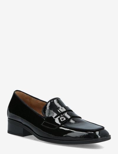 Loafer - loafers - black