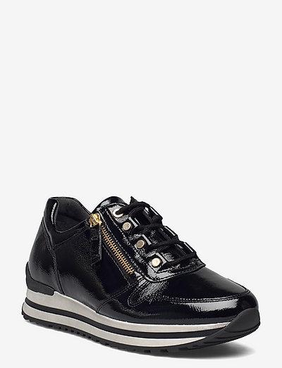 Sneaker - low top sneakers - black
