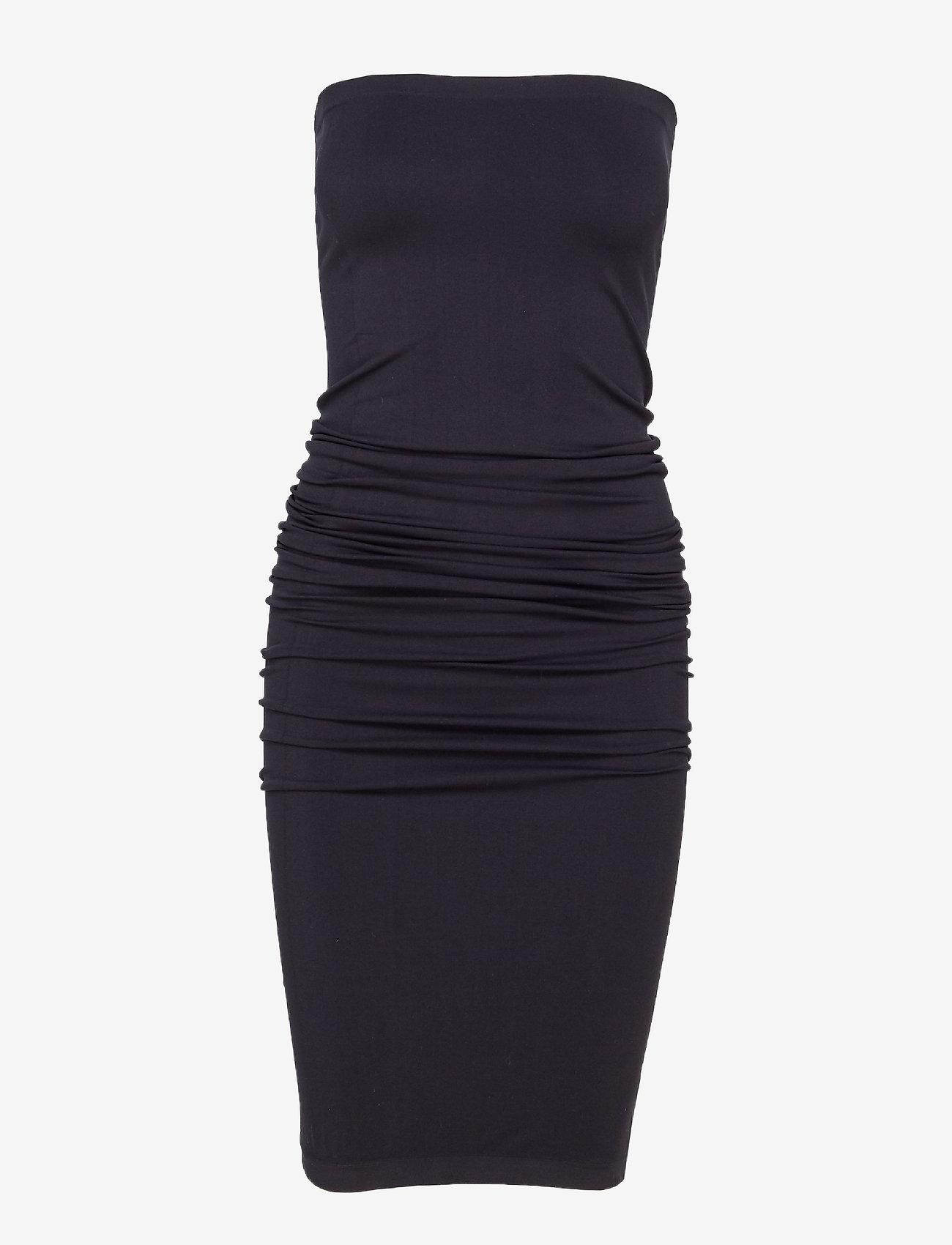 Gai+Lisva - Vilja - midi dresses - black