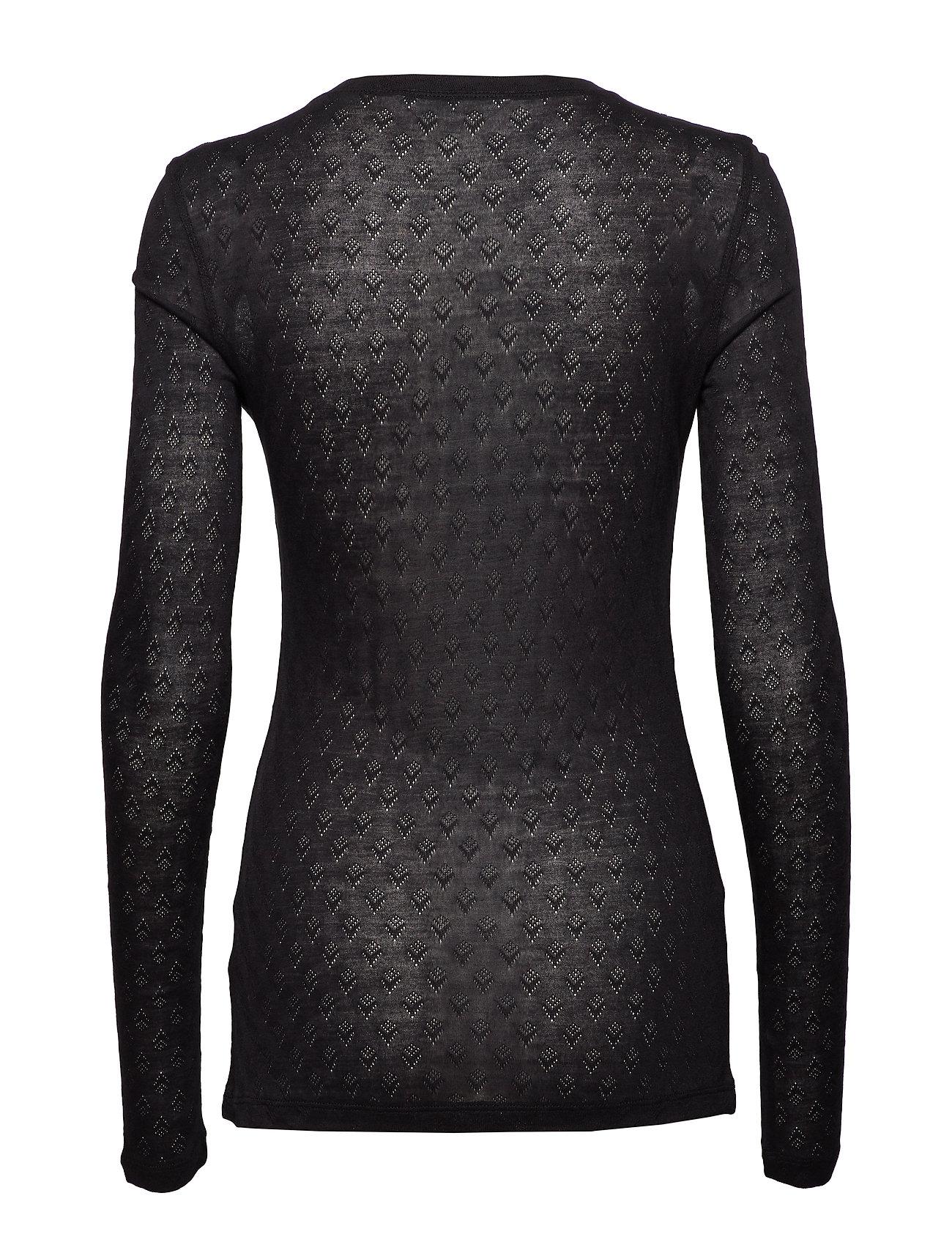 Fermi Langærmet T shirt Sort Gai+Lisva