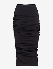 Gai+Lisva - Vilja - midi dresses - black - 5