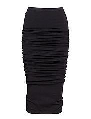Gai+Lisva - Vilja - midi dresses - black - 4