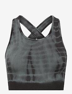 Lifa - navel shirts - lime stone tie dye