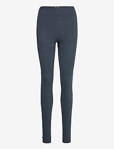 Lena - leggings - stretch limo black