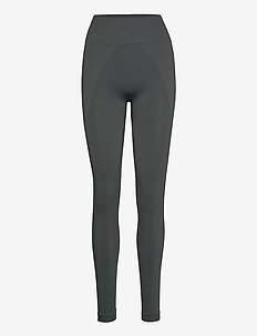 Shanti - leggings - petrol grey