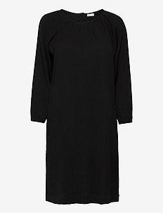Ea - midi kjoler - stretch limo black