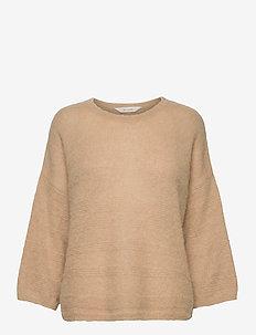 Sigrid - trøjer - beige