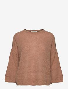 Sigrid - trøjer - tobacco