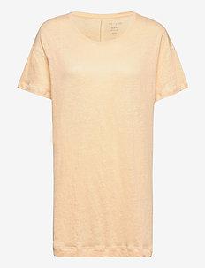 Bertha - t-shirts - abricot