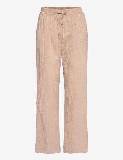 Savita Cotton Pyjamas - underdele - brush