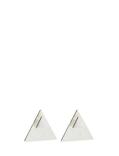 Triangle in triangle - SILVER