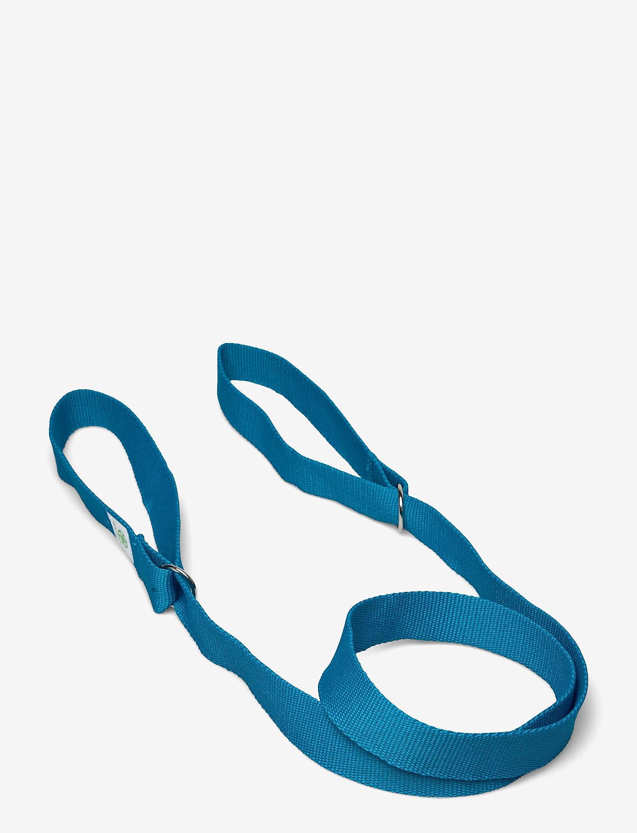 Gaiam - Yoga Sling (assorted) - joogamatot ja tarvikkeet - fuchsia/vivid blue - 1