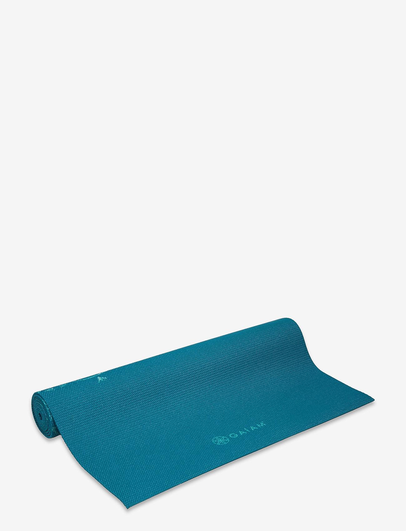 Gaiam - 4mm Yoga Mat Jade Mandala - joogamatot ja tarvikkeet - jade - 0