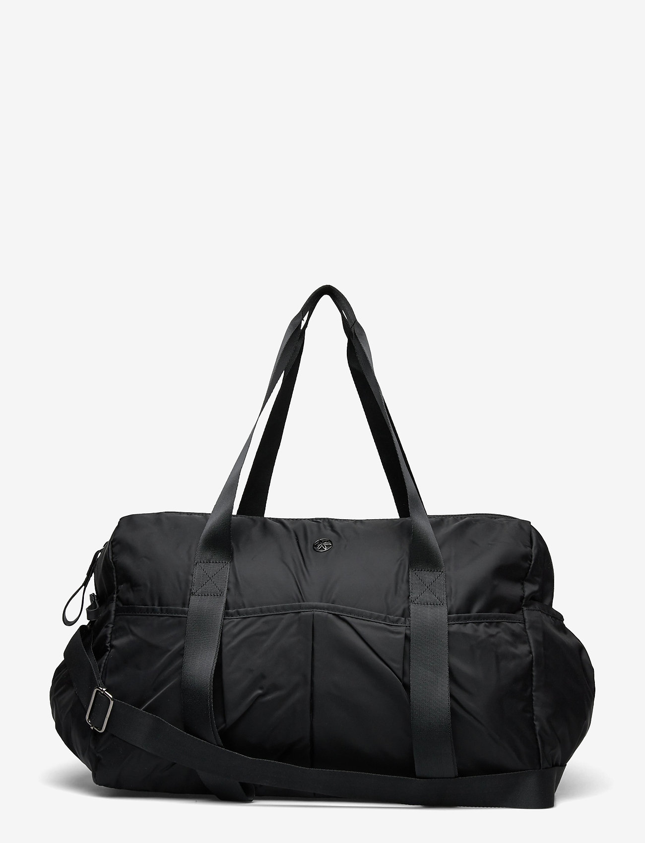 Gaiam - Studio To Street Yoga Bag - joogamatot ja tarvikkeet - black - 0