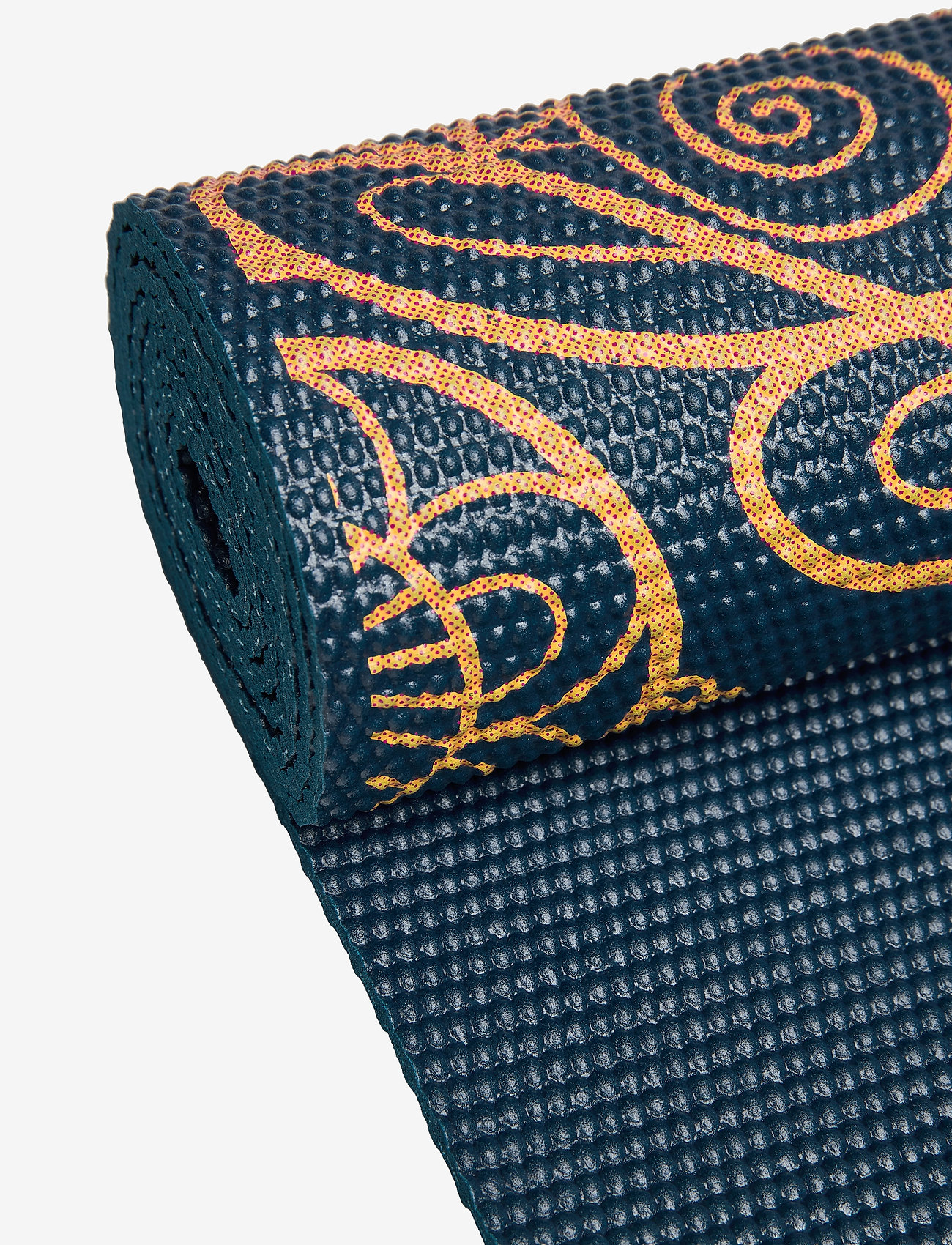 Gaiam - 4mm Yoga Mat Vivid Zest - yogamatten & uitrusting - vivid zest - 1