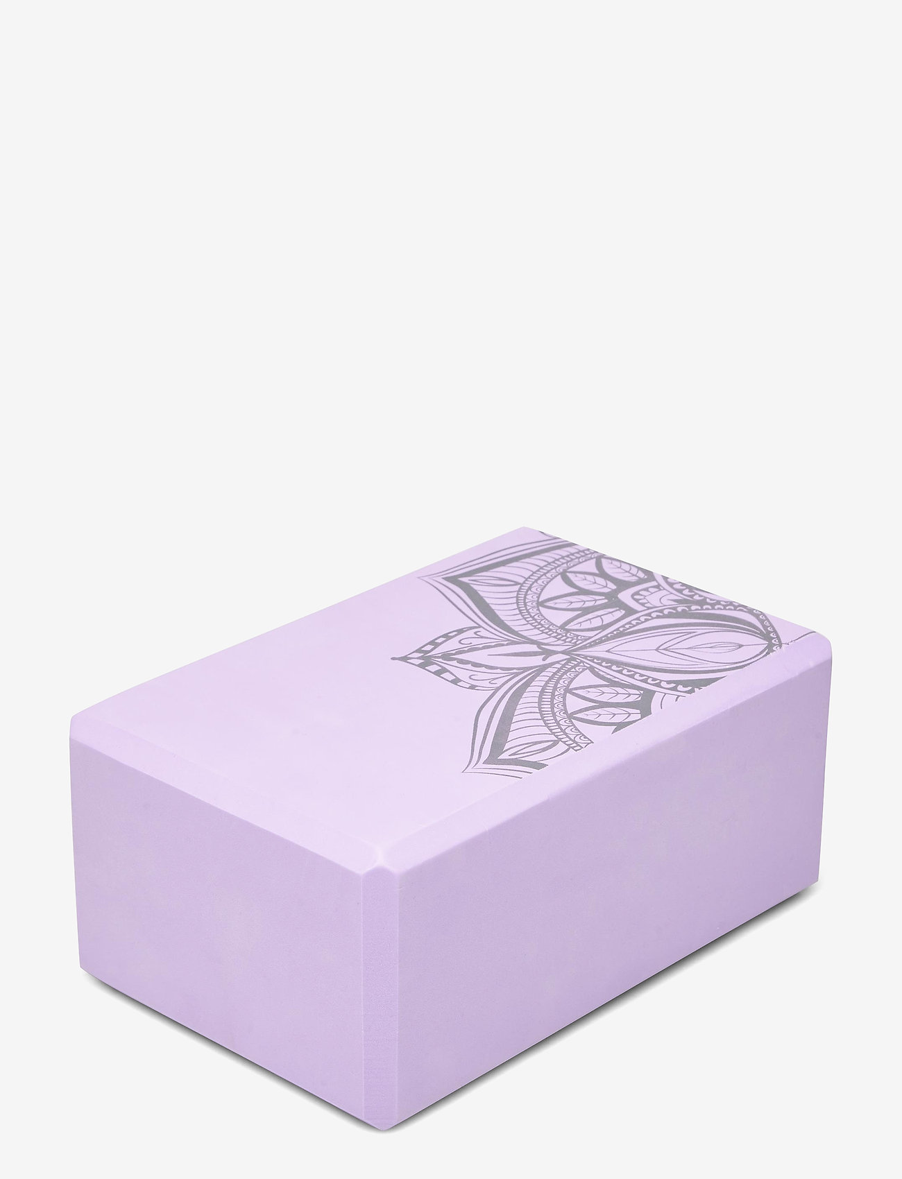 Gaiam - Yoga Block Lilac Point - yogamatten & uitrusting - lilac - 0