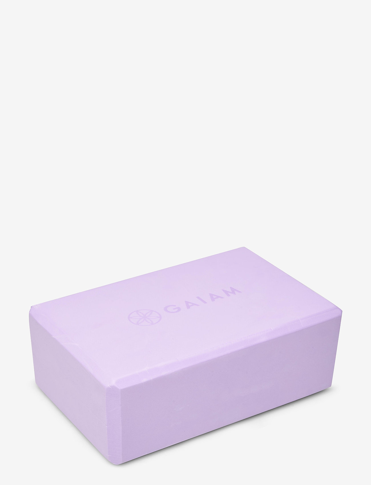 Gaiam - Yoga Block Lilac Point - yogamatten & uitrusting - lilac - 1