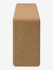 Gaiam - Yoga Block - yogamatten & uitrusting - cork - 2