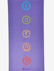 Gaiam - 4mm Yoga Mat Chakra - joogamatot ja tarvikkeet - chakra - 2