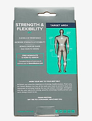 Gaiam - Strength & Flexibility - trainingsmateriaal - green, blue, grey - 3