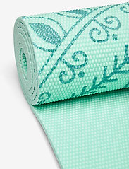 Gaiam - 6mm Yoga at Marrakesh - yogamatten & uitrusting - turquoise - 1