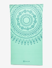 Gaiam - 6mm Yoga at Marrakesh - yogamatten & uitrusting - turquoise - 2