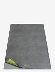 Gaiam - Grippy Mat Towel - citron storm - 0