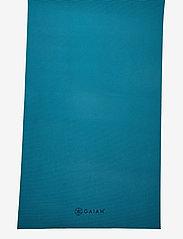 Gaiam - 6mm Yoga Mat 2-Color Navy/Blue - yogamatten & uitrusting - navy/blue - 2