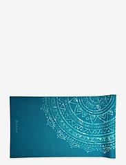 Gaiam - 4mm Yoga Mat Jade Mandala - joogamatot ja tarvikkeet - jade - 2