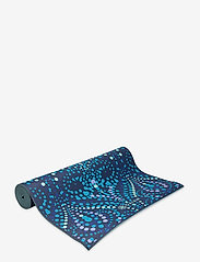 Gaiam - 6mm Yoga Mat Reversible Mystic Sky - joogamatot ja tarvikkeet - blue - 1