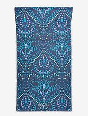 Gaiam - 6mm Yoga Mat Reversible Mystic Sky - joogamatot ja tarvikkeet - blue - 3
