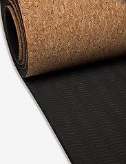 Gaiam - 5mm Yoga Mat Cork - yogamatten & uitrusting - cork - 2