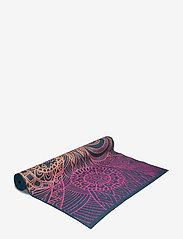 Gaiam - 4mm Yoga Mat Vivid Zest - yogamatten & uitrusting - vivid zest - 0