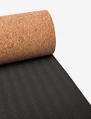 Gaiam - 5MM Printed Cork Yoga Mat Mandala - yogamatten en -accessoires - cork - 2