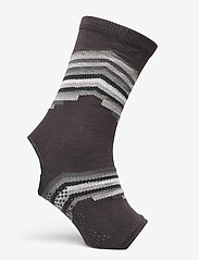 Gaiam - Grippy Yoga Anklets Smoky Grey - yogamatten & uitrusting - smokey grey - 2