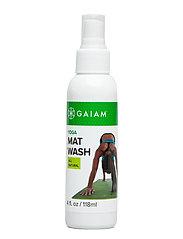 GAIAM YOGA MAT WASH - WHITE