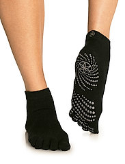 Gaiam - Grippy Yoga Socks - yogamatten & uitrusting - black - 2