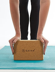 Gaiam - Yoga Block - yogamatten & uitrusting - cork - 0