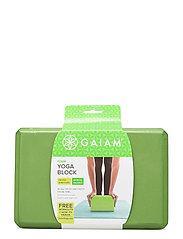 Yoga Block Green - GREEN