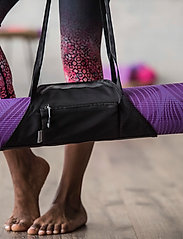 Gaiam - On-The-Go Bag Citron/Storm - yogamatten & uitrusting - citron storm - 0