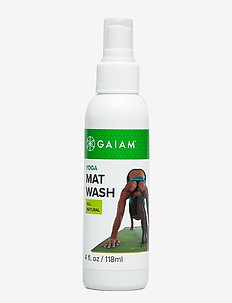 GAIAM YOGA MAT WASH - yogamatter & utstyr - white