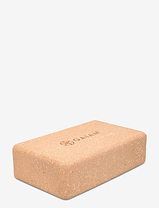 Yoga Block - joogablokit ja vyöt - cork